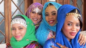 Arabia Felix: The Call of Zanzibar — Film shoot August 2013