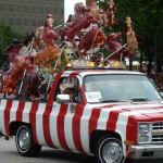 Houston Art Car Parade, 2010